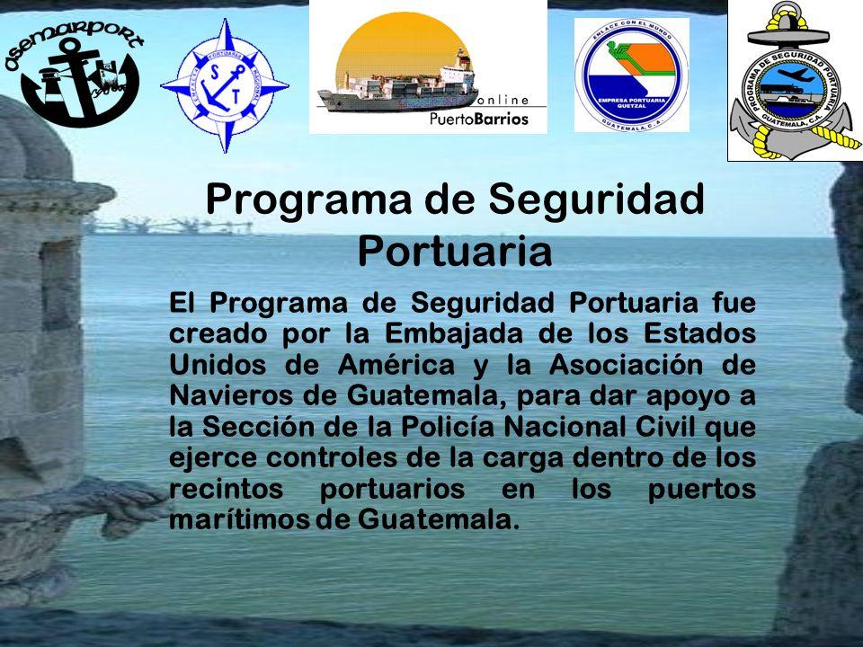 Programa de Seguridad Portuaria
