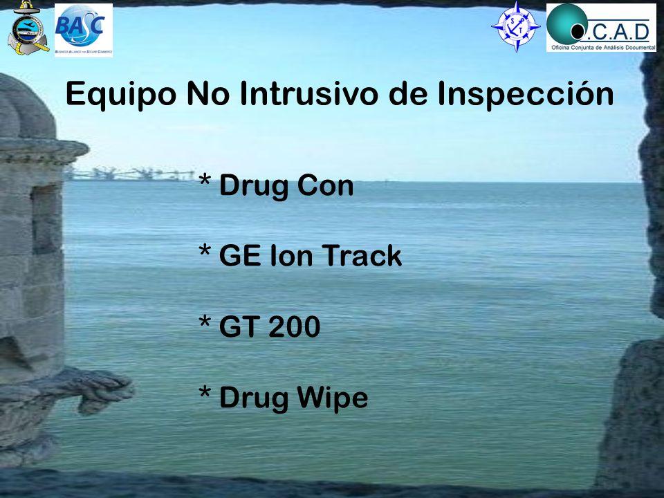 Equipo No Intrusivo de Inspección