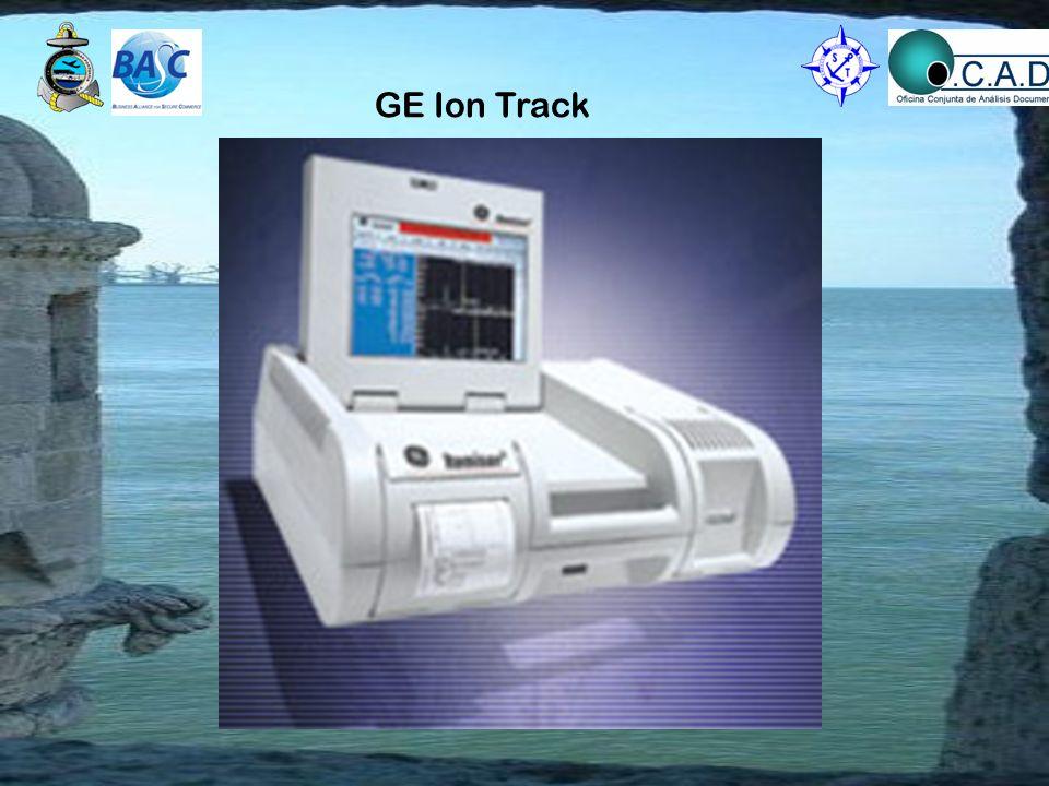 GE Ion Track