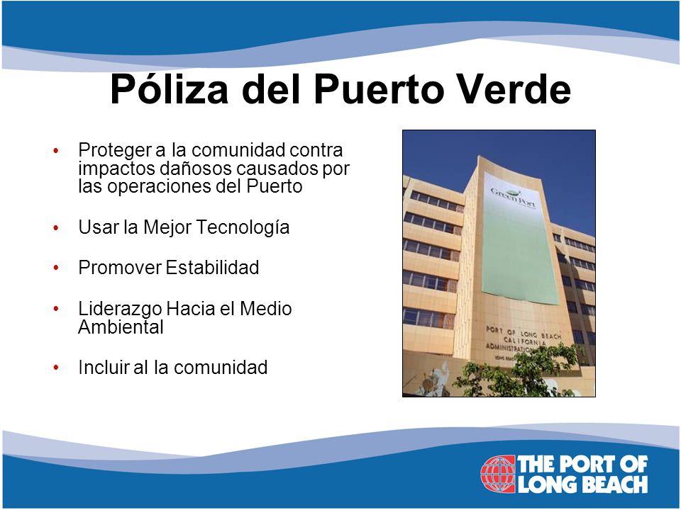 Póliza del Puerto Verde