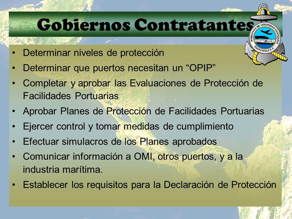 Gobiernos Contratantes