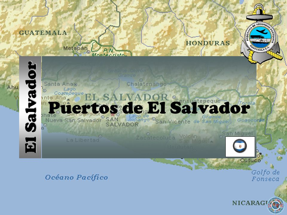 Puertos de El Salvador El Salvador