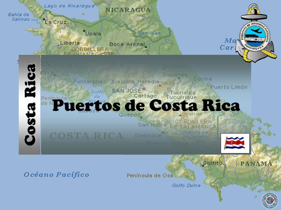 Puertos de Costa Rica Costa Rica