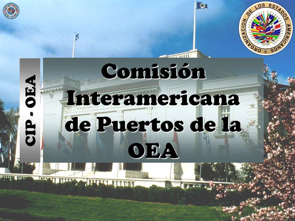 Comisión Interamericana de Puertos de la OEA