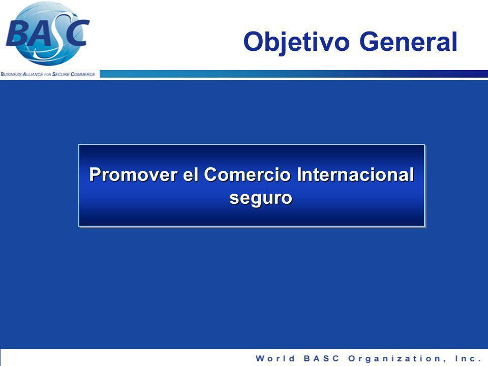 Promover el Comercio Internacional seguro