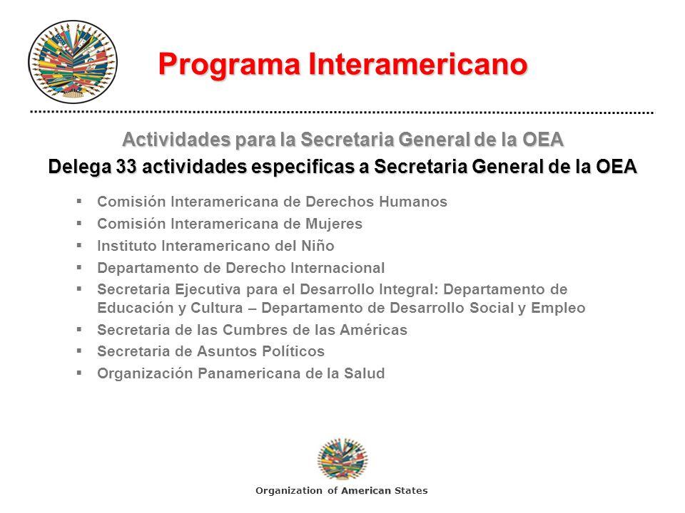 Programa Interamericano