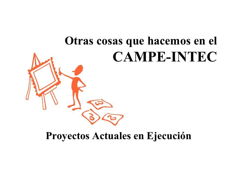 Otras cosas que hacemos en el CAMPE-INTEC