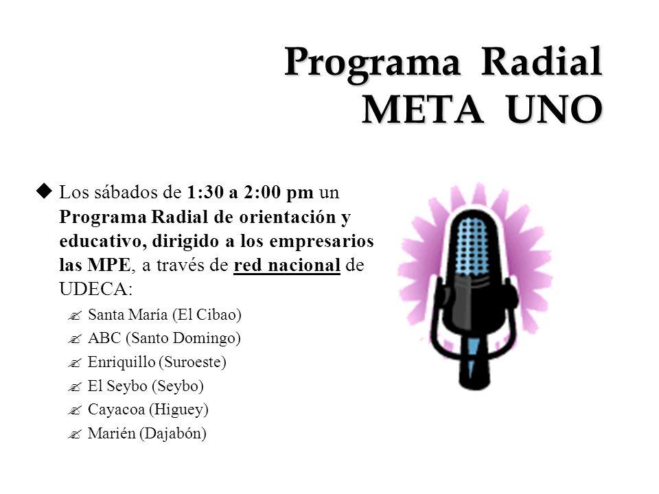 Programa Radial META UNO