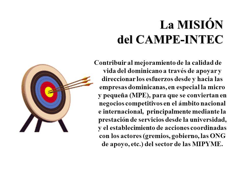 La MISIÓN del CAMPE-INTEC