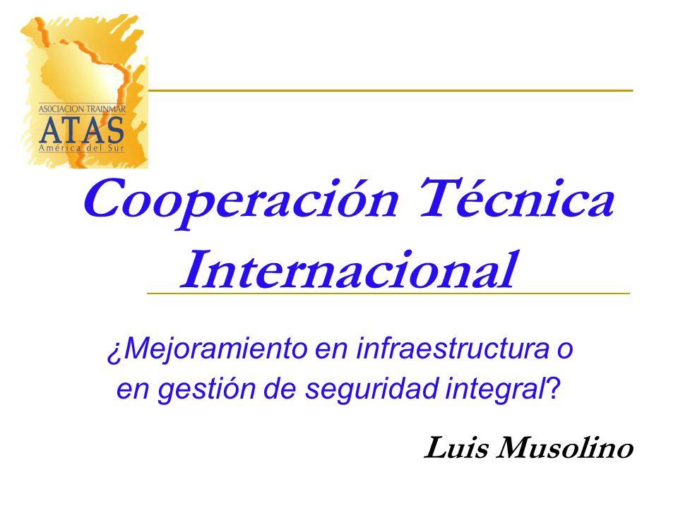 Cooperación Técnica Internacional