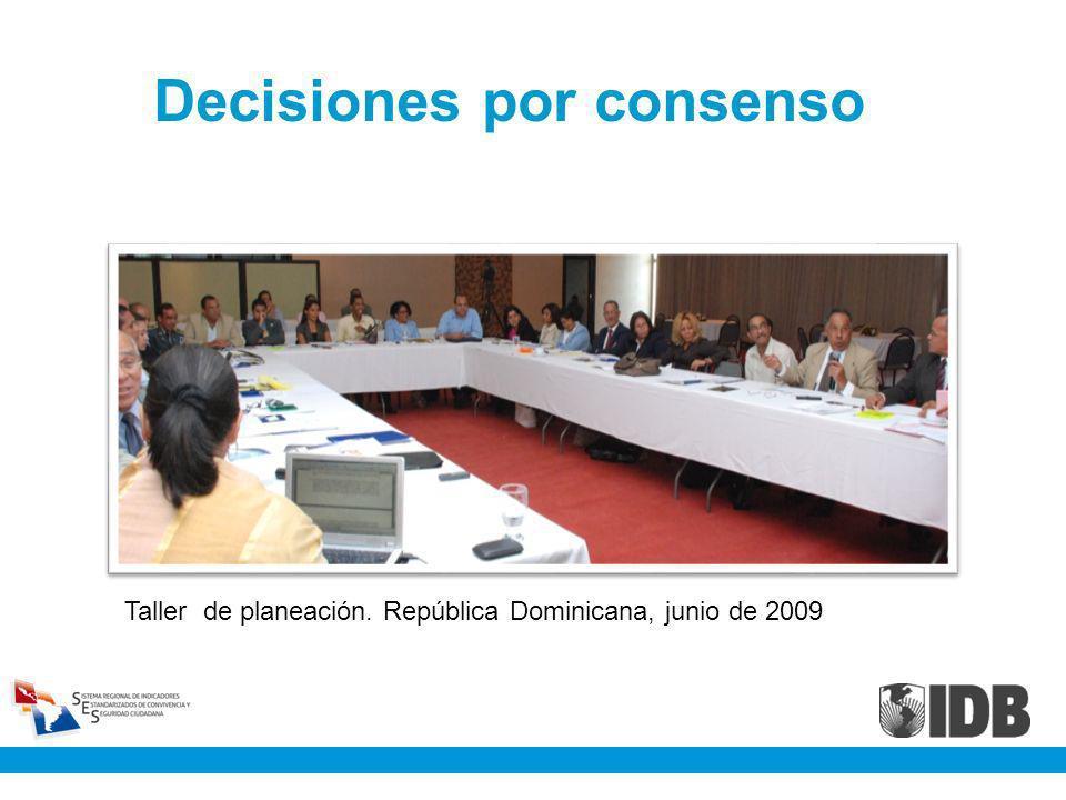 Decisiones por consenso