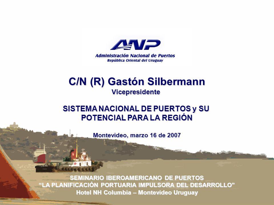 C/N (R) Gastón Silbermann