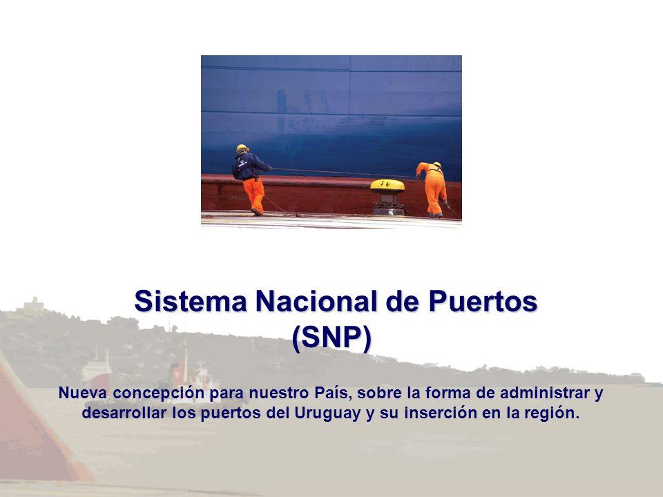 Sistema Nacional de Puertos (SNP)