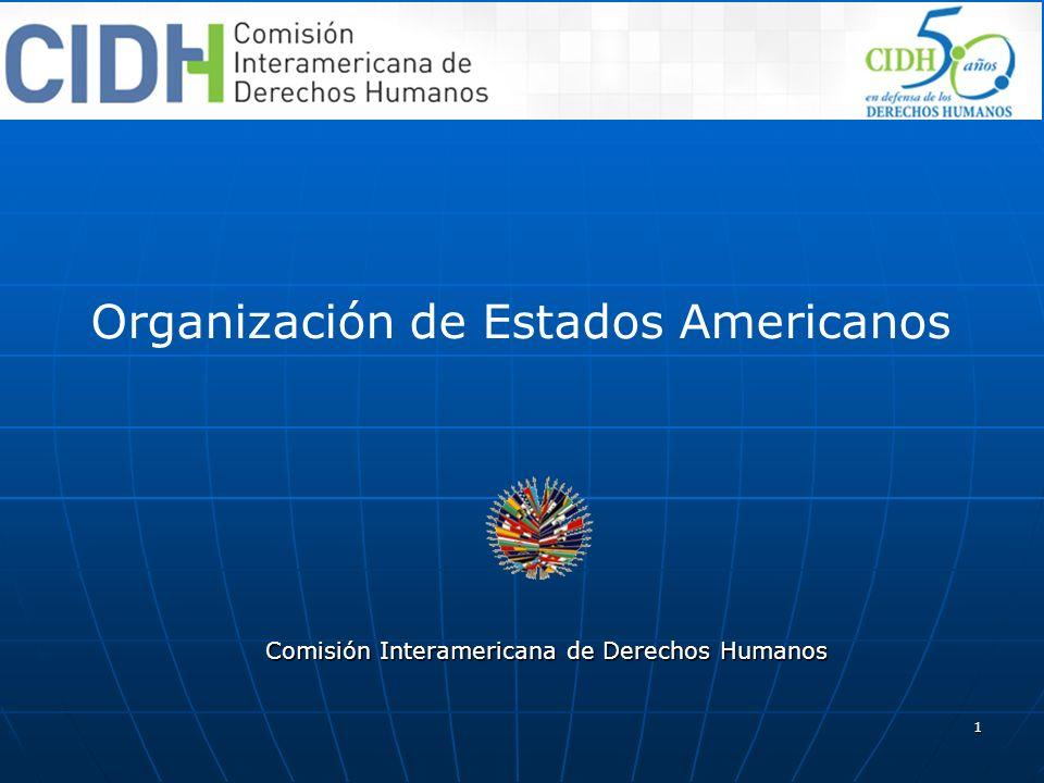 Organización de Estados Americanos