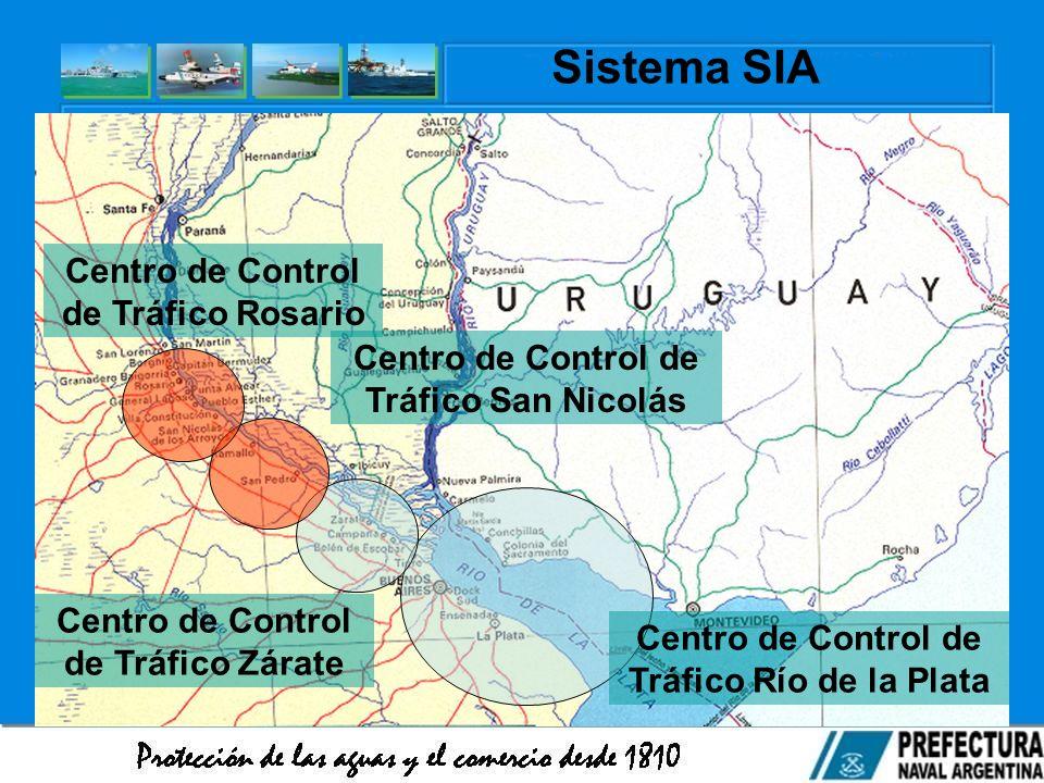 Sistema SIA Centro de Control de Tráfico Rosario