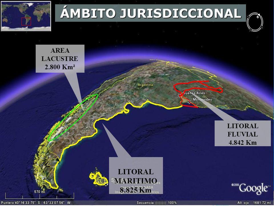 ÁMBITO JURISDICCIONAL