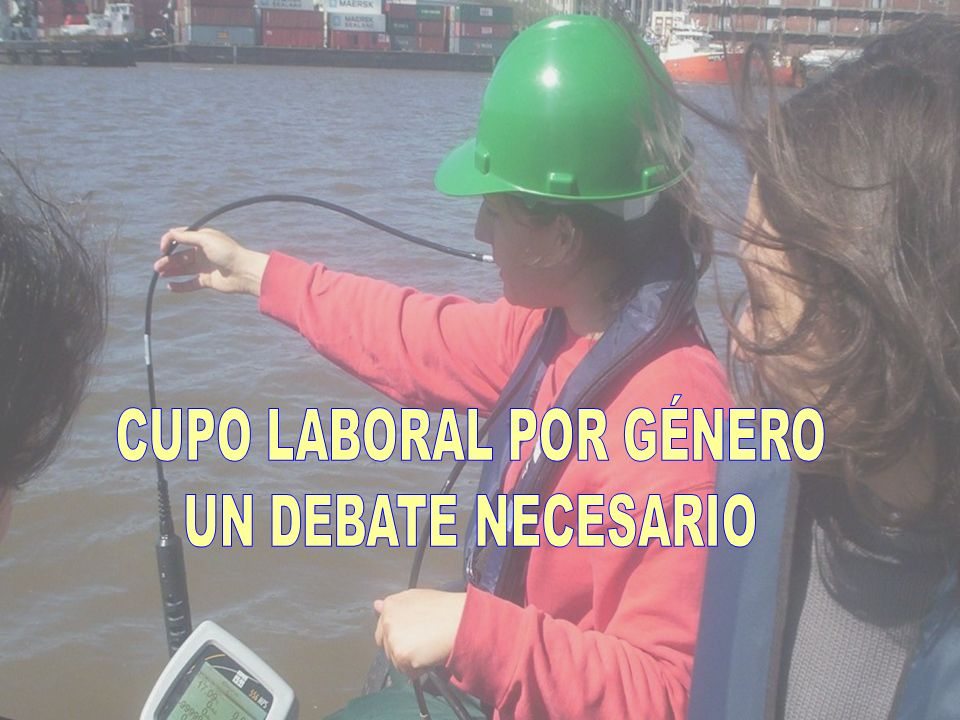 CUPO LABORAL POR GÉNERO