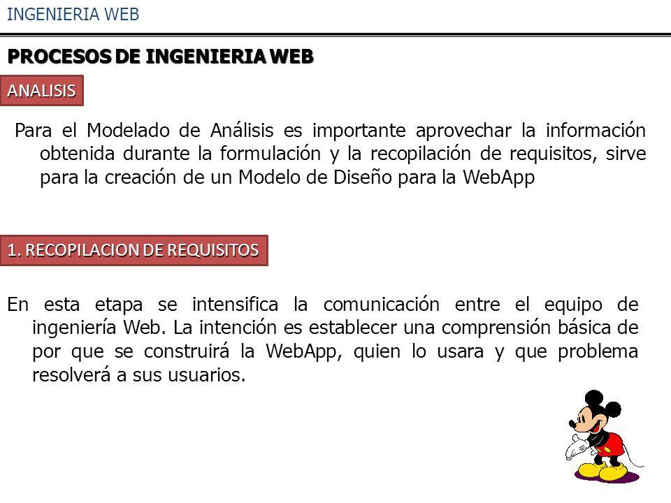 INGENIERIA WEB. - ppt descargar