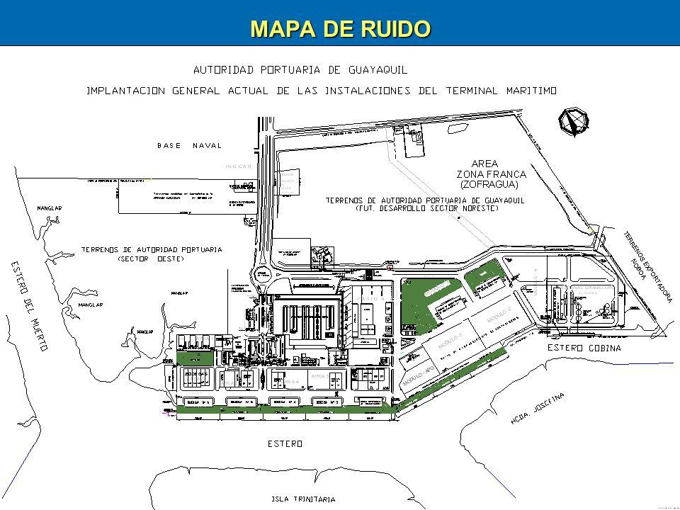 MAPA DE RUIDO