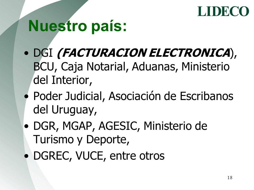 Firma electr nica avanzada ppt descargar for Pago ministerio del interior