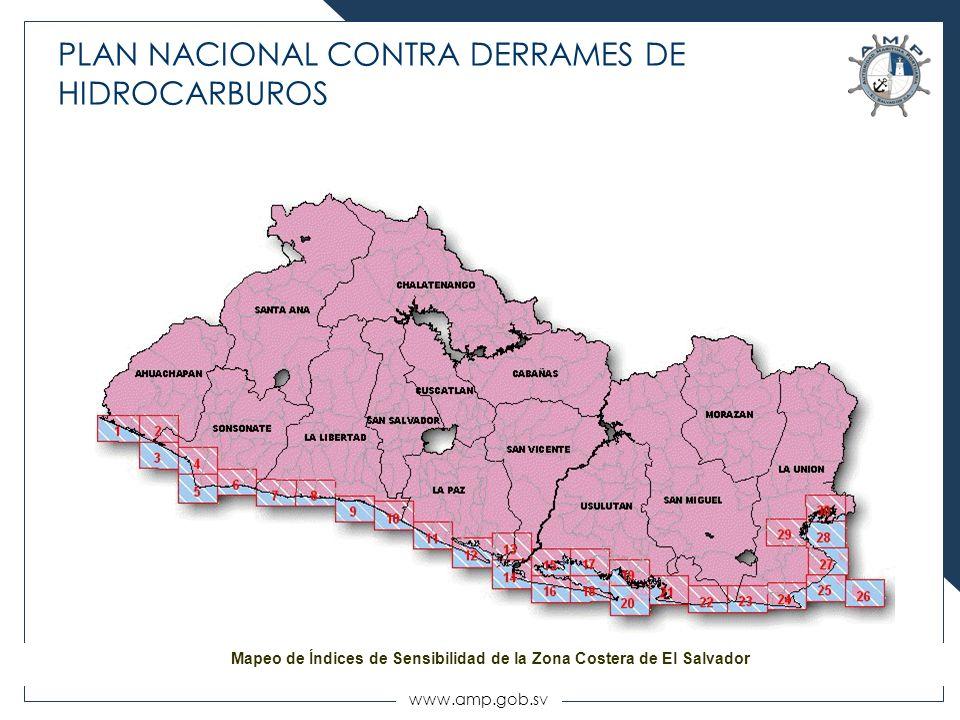 PLAN NACIONAL CONTRA DERRAMES DE HIDROCARBUROS