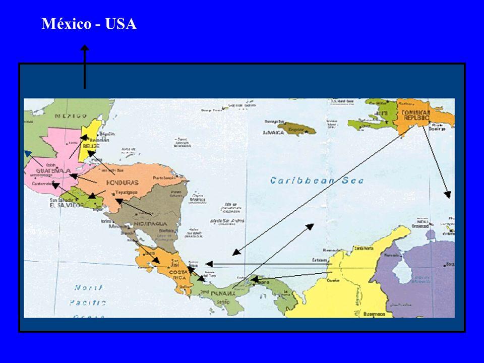 México - USA