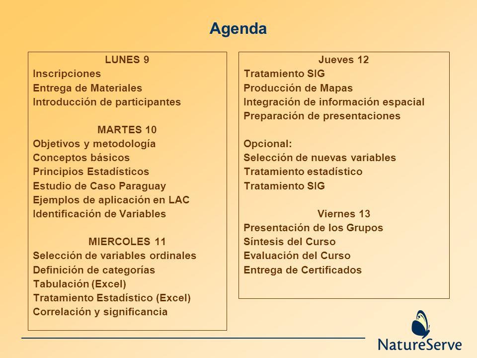 pam Agenda LUNES 9 Inscripciones Entrega de Materiales