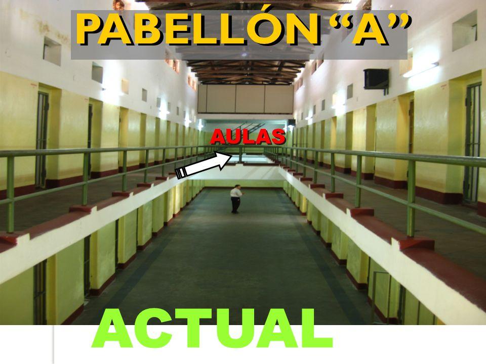 PABELLÓN A AULAS ACTUAL