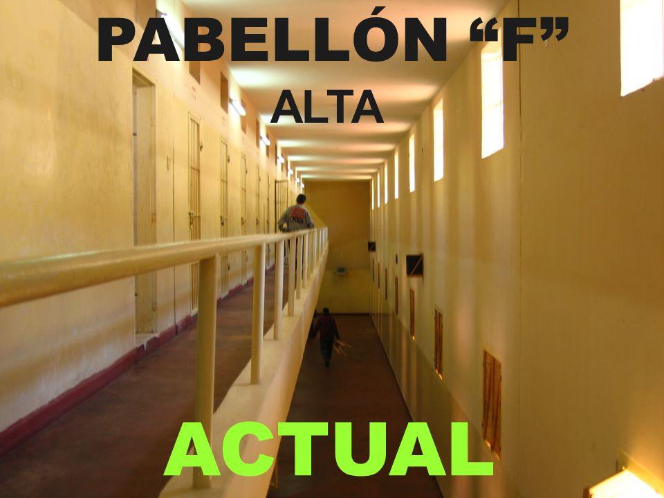 PABELLÓN F ALTA ACTUAL