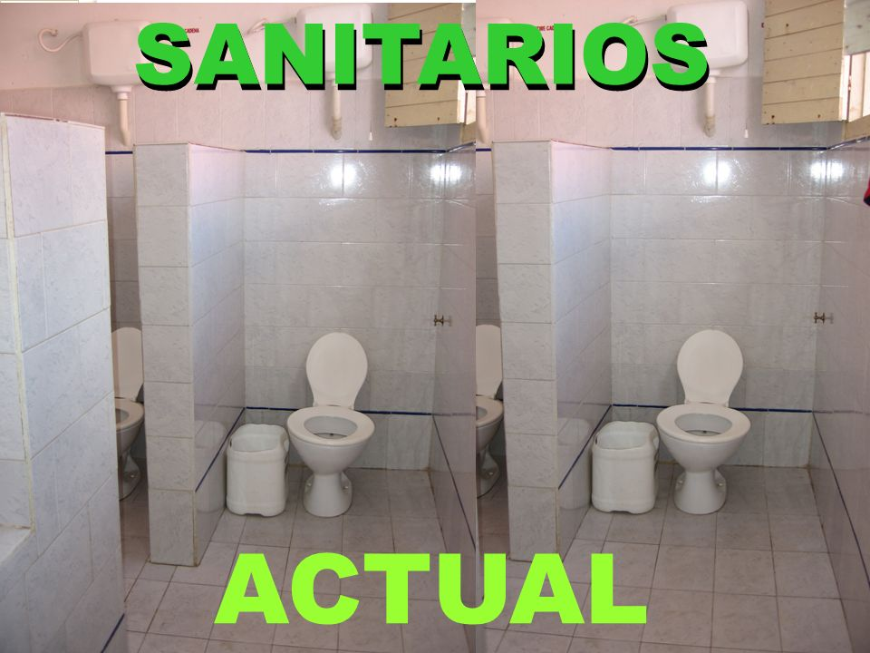 SANITARIOS ACTUAL