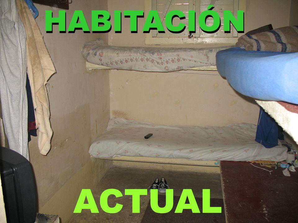 HABITACIÓN ACTUAL