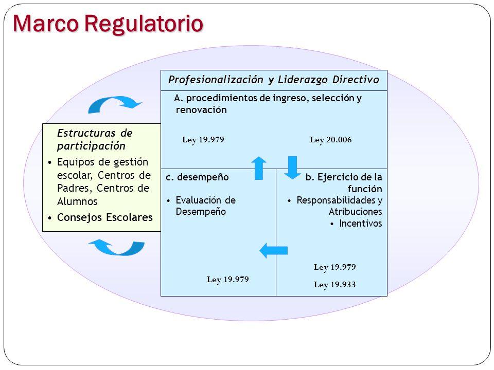 Profesionalización y Liderazgo Directivo