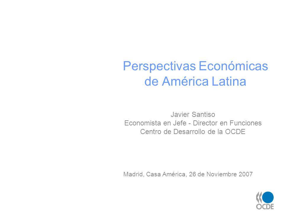 Perspectivas Económicas de América Latina