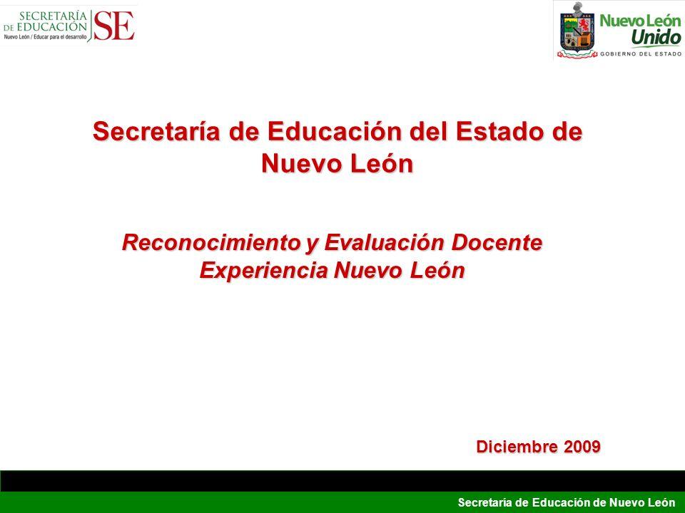 Secretaría de Educación del Estado de Nuevo León