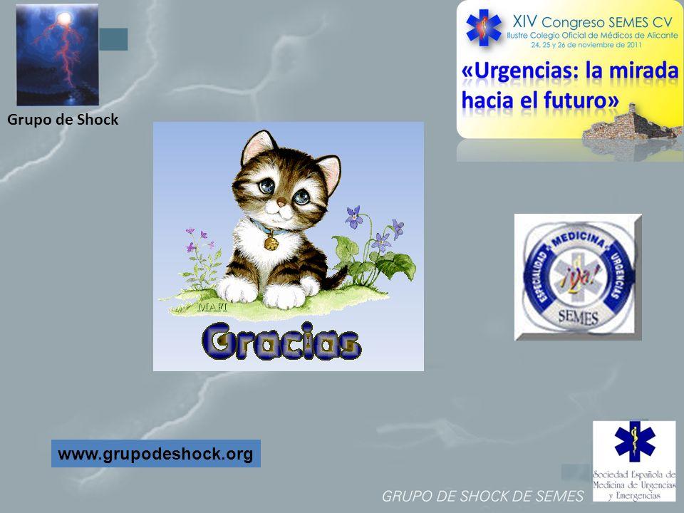 Grupo de Shock www.grupodeshock.org