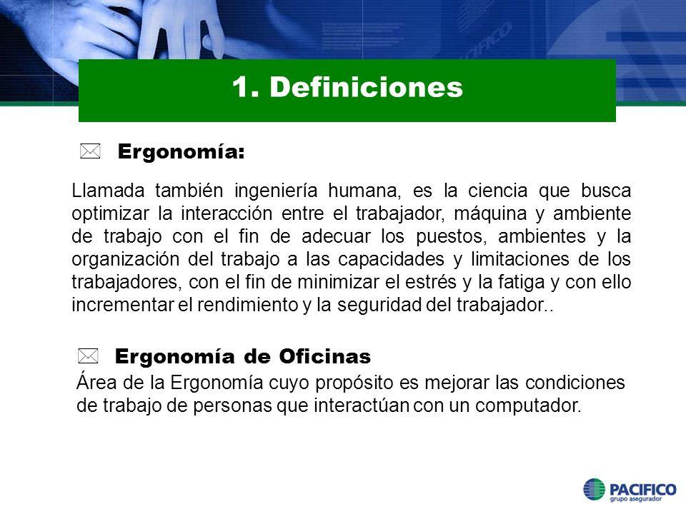 Ergonomia y autocuidado en las oficinas ppt descargar for Ergonomia en el puesto de trabajo oficina
