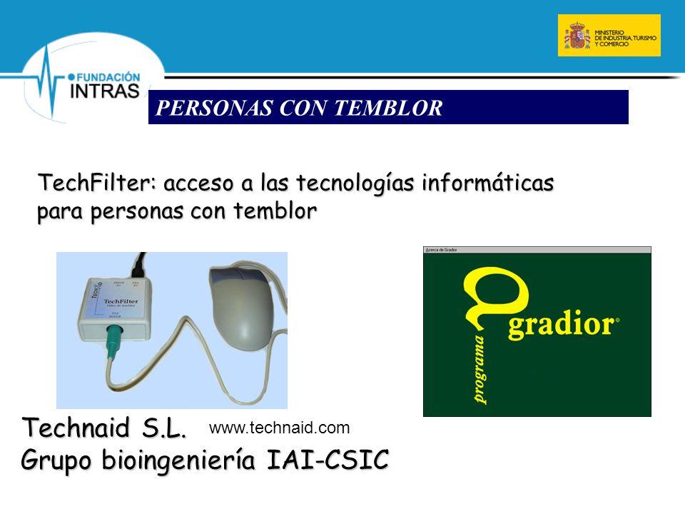 Grupo bioingeniería IAI-CSIC