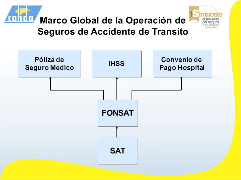 Marco Global de la Operación de Seguros de Accidente de Transito