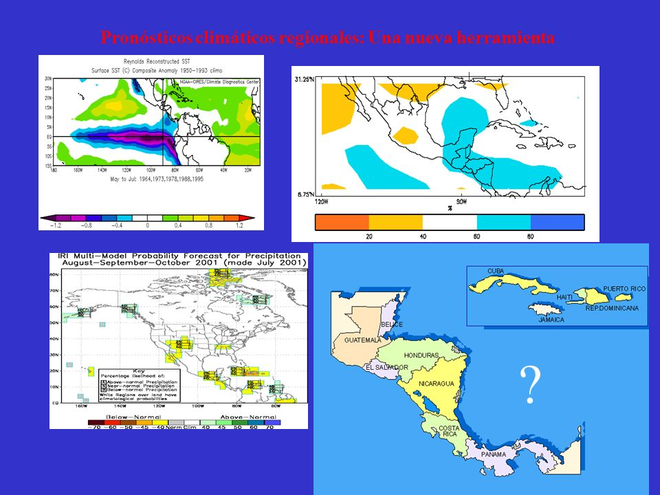 Pronósticos climáticos regionales: Una nueva herramienta