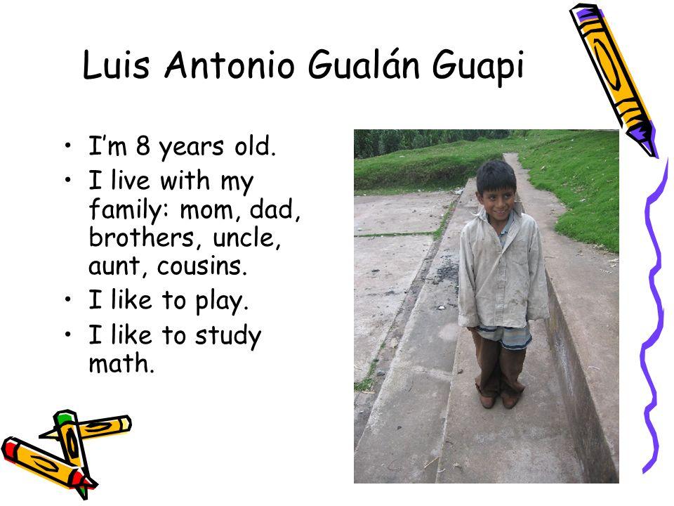 Luis Antonio Gualán Guapi