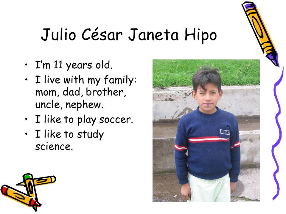Julio César Janeta Hipo