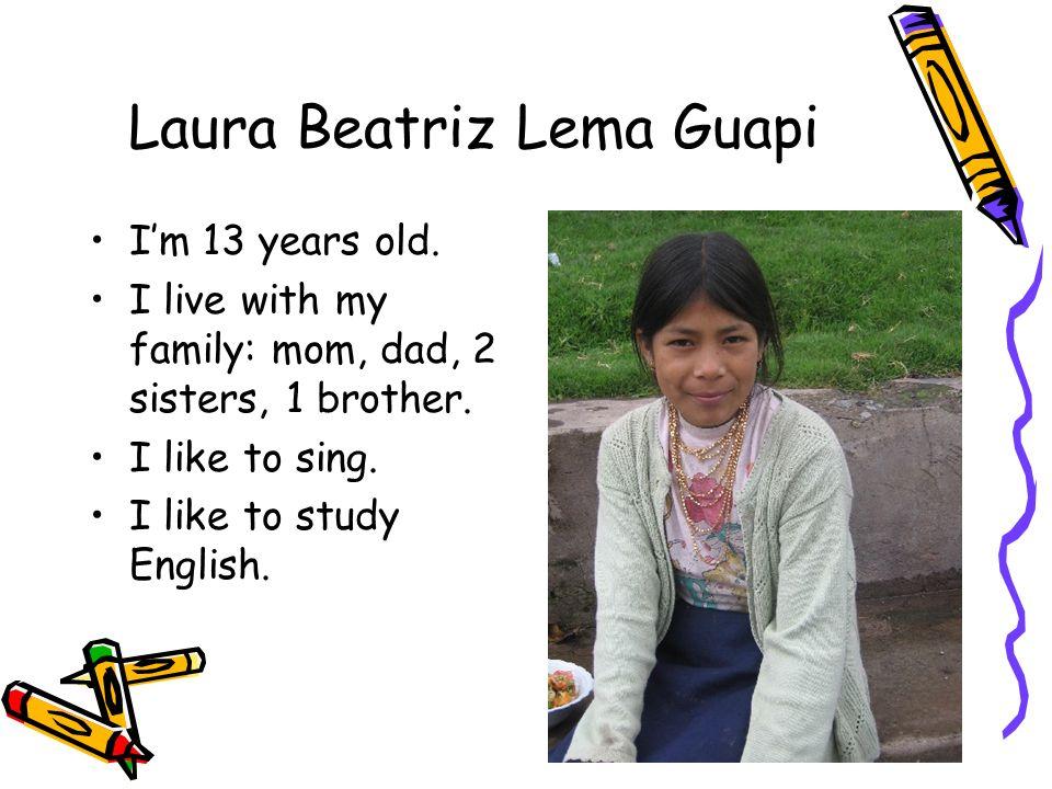 Laura Beatriz Lema Guapi