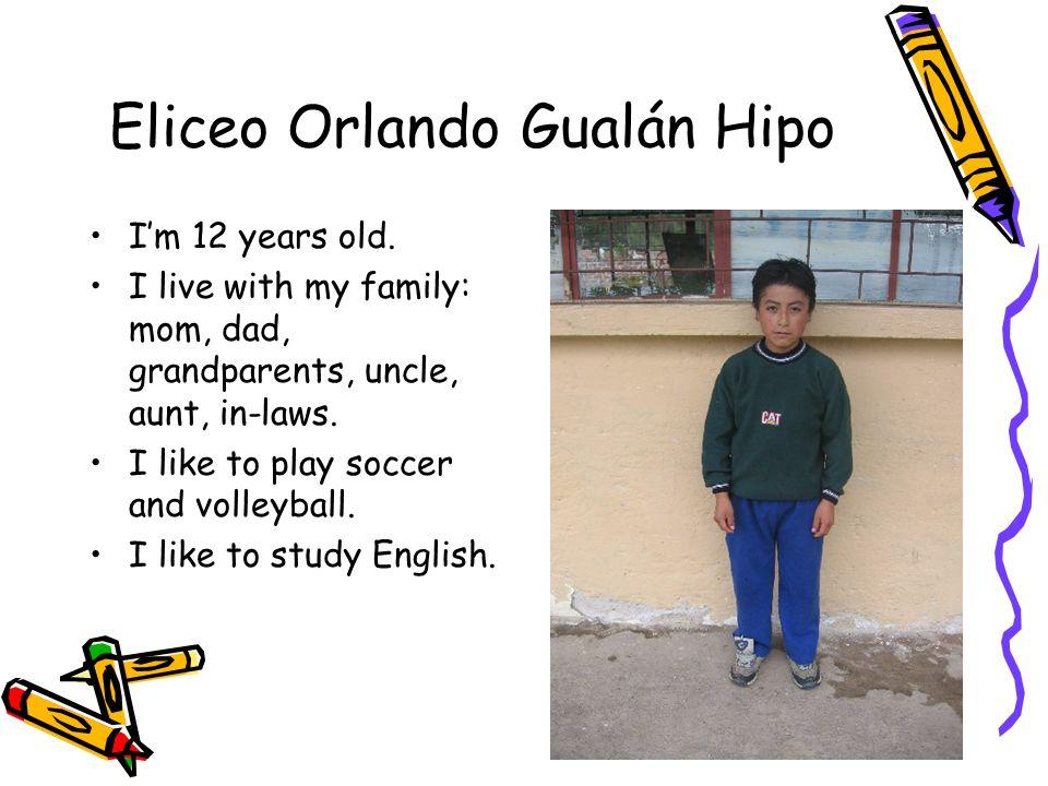 Eliceo Orlando Gualán Hipo