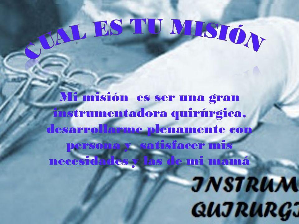 Cual es tu misión