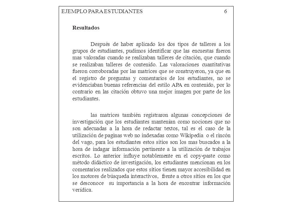 EJEMPLO PARA ESTUDIANTES 6