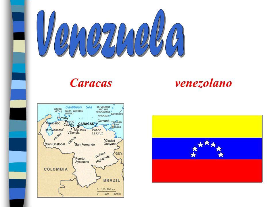 Venezuela Caracas venezolano