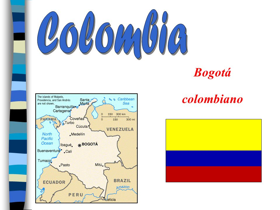 Colombia Bogotá colombiano