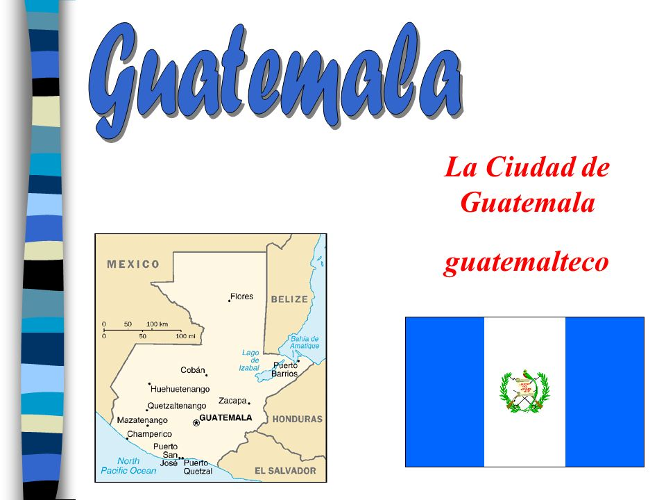 Guatemala La Ciudad de Guatemala guatemalteco