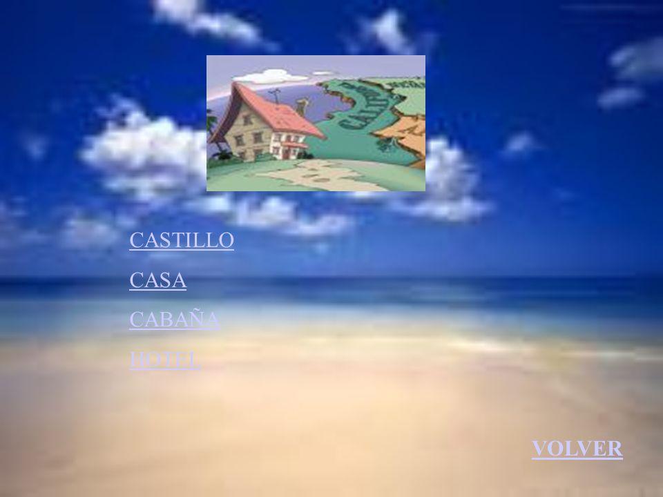 CASTILLO CASA CABAÑA HOTEL VOLVER