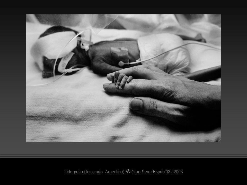 Fotografia (Tucumán–Argentina): © Grau Serra Espriu 03 / 2003